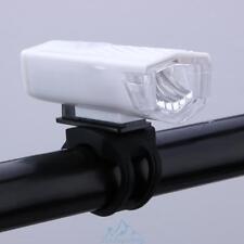 Recargable bici de luz delantera USB 300LM ciclo bicicleta de lámpara LED CREE