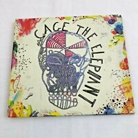 Cage The Elephant Rock Alternative Punk Indie Garage Music CD 2009