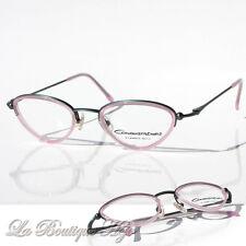 CONQUISTADOR Designer Brille Marwitz Berlin JMP 4  Grün/Pink Eyeglasses Frames
