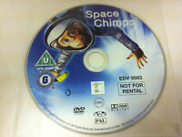 Space Chimps DVD R2 PAL - DISC ONLY in Plastic Sleeve