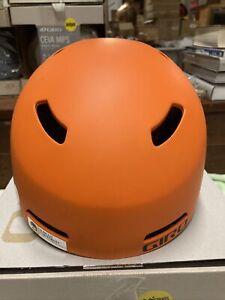 ! Giro Ledge MIPS Adult Small Snowboard Ski Helmet Matte Deep Orange