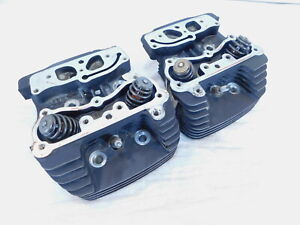 Harley Davidson Touring Dyna & Softail Twin Cam Front & Rear Cylinder Heads