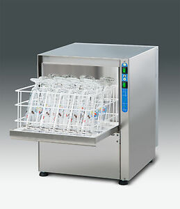 Glass washer Sherwood BET40, 18 Pint glass Capacity