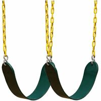2 Pack Heavy Duty Swing Seat - Swing Set Accessories Swing Seat Replacement NEW