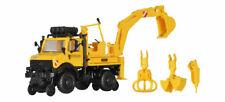 Kibri H0 Varios Excavadora /Vehículos/Schienenfahrzeug/ Nuevo Y Emb.orig