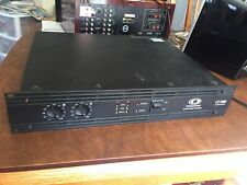 Rack Mount Dynacord LX1600 2-Ch Power Amplifier 800W/CH @ 4OHMS