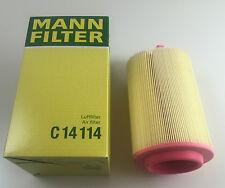 MANN-FILTER Filtro aria MERCEDES W203 W204 906 W211 S211 Compressore NGT LGT CGI