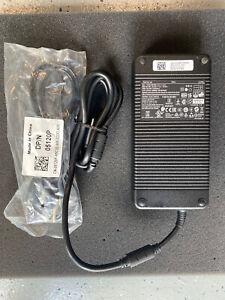 Dell Genuine 330W AC Adapter Charger LA330PM160 0GT1CX Y90RR XM3C3