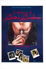 Confessions Of Linda Lovelace Poster 01 A2 Box Canvas Print