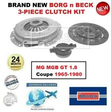** Brand New ** BORG n BECK 3-PIECE CLUTCH KIT for MG MGB GT 1.8 Coupe 1965-1980