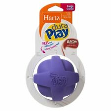 Hartz Dura Play For Dogs Dog Toy, Large, Bacon Scented W