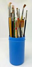 Artist Paint Brushes Lot Of 33 Grumbacher Robert Simmons Brush 19-2489