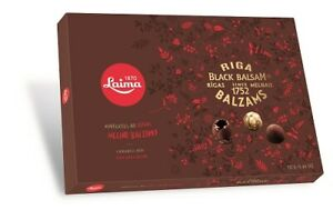 Chocolate Candies with Riga Black Balsam 135g