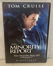 Minority Report (Dvd) Very Good Condition