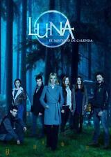 """ESPAÑA,SERIES,""""LUNA, EL MISTERIO DE CALENDA"""" 1RA Y 2DA TEMPORADA, 2012-13, 7 DVD"""