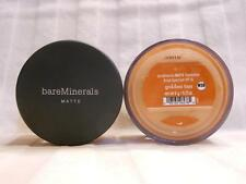 Bare Escentuals Bare Minerals Foundation Matte Golden Tan 6g