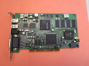 PINNACLE Callisto PCI Video Editing Studio Card rev 7.0, part 51011615, Extras