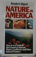Reader's Digest 1991 Nature In America Illustrated