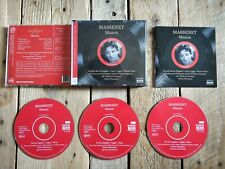 Massenet Manon Victoria De Los Angeles 1995 Recording CD Classical Music