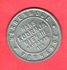 (pgasteelers1) Austria encased postage Stamp 100 Kronen Hans Kodornja