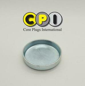 44mm Cup type core plug - CR4 Zinc Plating - British Steel BS1449