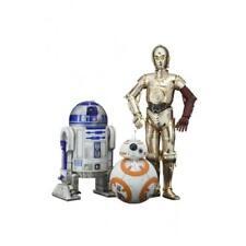 Kotobukiya ARTFX+ Series - Star Wars - C-3PO & R2-D2 mit BB-8