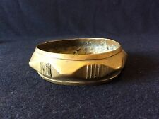 Bracelet en bronze doré Afrique Bella Alt Burkina Faso