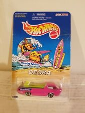 Mattel Hot Wheels Fish O Saurs  Deora Van de Kamp's Kamps