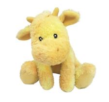 GUND BABY SPRINKLES YELLOW ORANGE GIRAFFE # 58117 STUFFED ANIMAL PLUSH TOY LOVEY