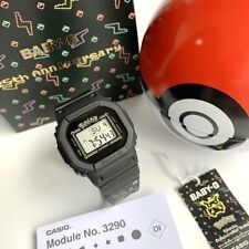 Casio Baby-G * BGD560PKC-1 Pokemon Pikachu 25th Anniv Ed Watch Ivanandsophia