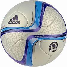 adidas ACN OMB Africa Cup marhaba Spielball Matchball weiß/blau [M36862)