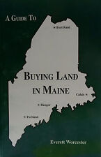A Guide to Buying Land in Maine