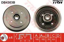 TRW DB4303B BRAKE DRUM Rear