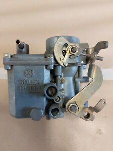 Genuine VW Solex 30 Pict 3 Carburettor Beetle T1 Air-cooled