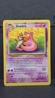 Slowbro 43 Fossil Set Uncommon Pokemon Card Near Mint