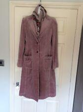 Gorgeous Next Pink Velvet Coat 12