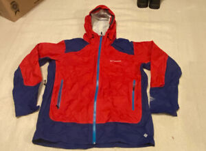 Columbia Rain Jacket Size XL