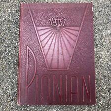 1951 Pionian Pius XI High School Milwaukee Wisconsin Yearbook