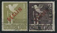 BERLIN 1949 Nr 33-34 gestempelt (106815)