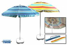 Parasol With Joint And Bellows Windproof Enrico Coveri - ∅1,8 M - H.2 M