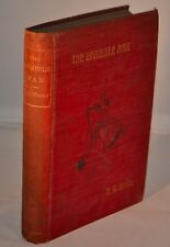 H.G. Wells - The Invisible Man - First Edition