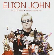 Elton John Rocket Man / The Definitive Hits CD Sirh70