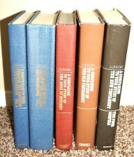 Lot of 5 A Companion To Your Study of the Book of Mormon & Bible Daniel Ludlow