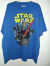 NEW STAR WARS REBELS T SHIRT 3XL or 5XL The Inquisitor  BY LUCASFILM LTD