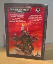 CHAOS TERMINATOR LORD - Warhammer - Games Workshop