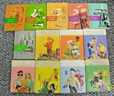 $DJSPEC LOT SET OF 13 DICK AND JANE SALLY SPOT PUFF 1960's PRIMERS BASIC READERS