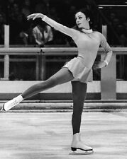 Winter Olympics PEGGY FLEMING Glossy 8x10 Photo Print Figure Skating Poster