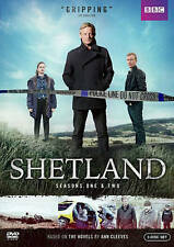 Shetland: Seasons One & Two NEW SEALED FREE SHIPPING