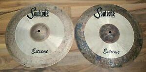 "Soultone Extreme 14"" Hi Hat Cymbals"