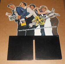 Cheap Trick Cardboard Display Poster 80s Promo 33.5x30 (record bin) Mega Rare